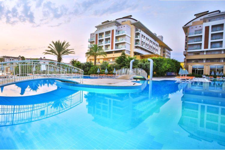 Отель Hedef Resort & SPA 5* (Турция, Конаклы) — отзывы