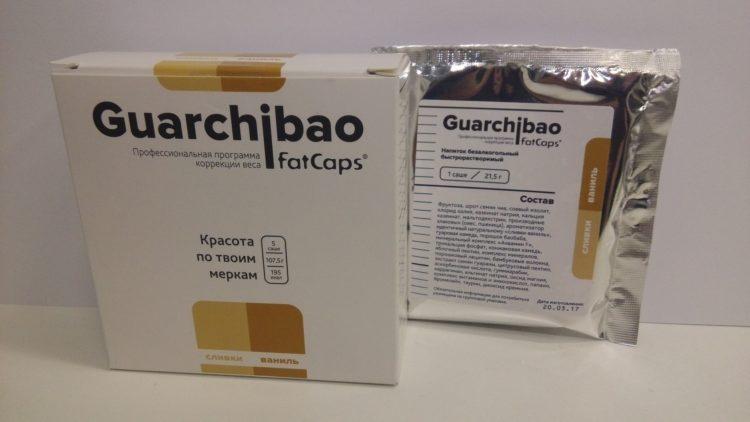 Препарат для снижения веса Гуарчибао — отзывы