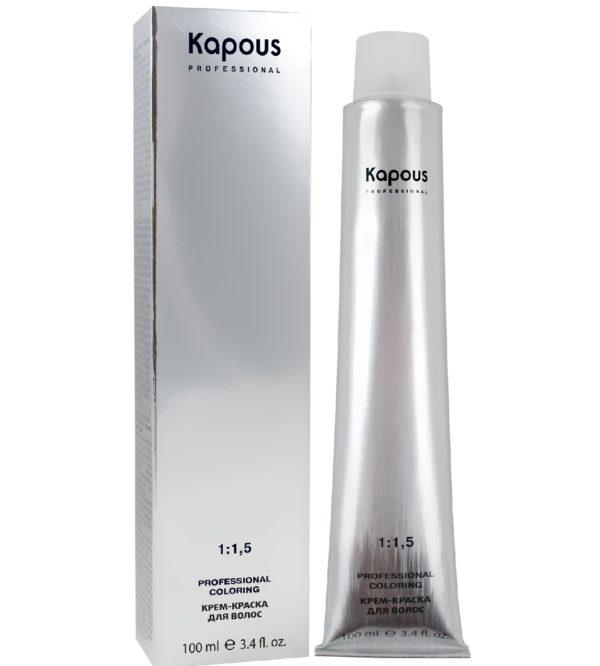 Крем-краска для волос «Kapous Professional» — отзывы