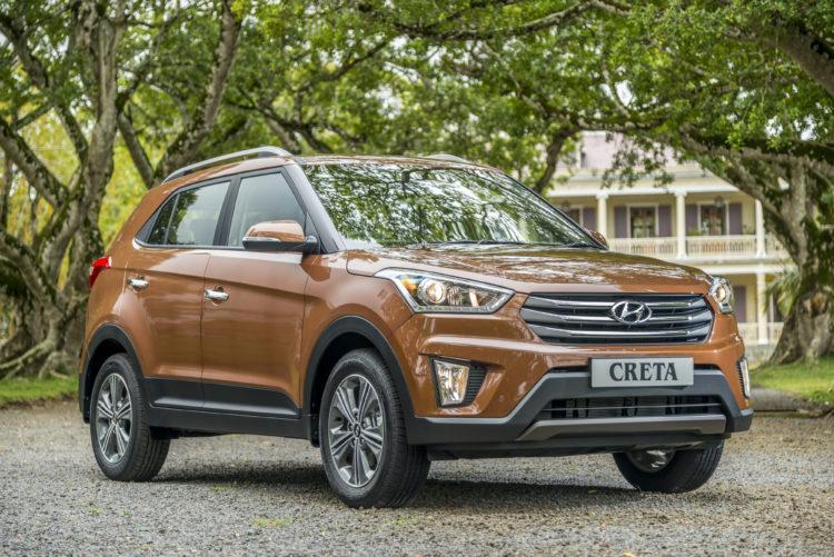 Hyundai Creta кроссовер — отзывы владельцев
