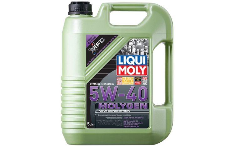 Моторное масло 5w40 — отзывы