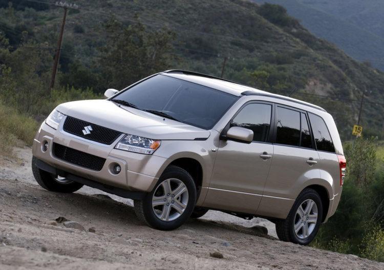 Suzuki Grand Vitara — отзывы владельцев