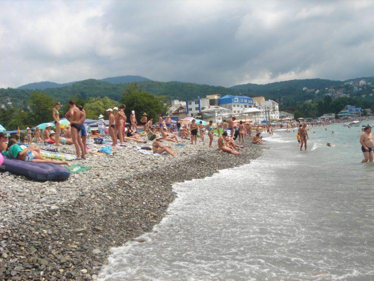 пос. Лазаревское (Крым, Россия) — отзывы туристов
