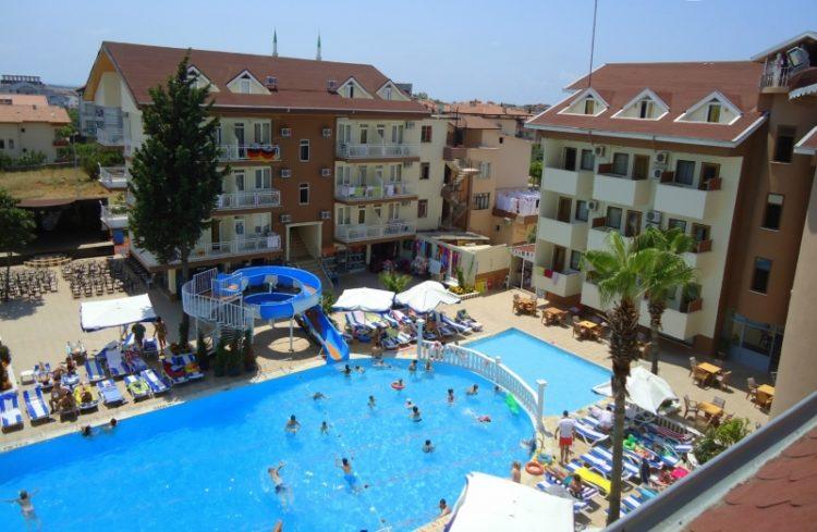 Отель Side yesiloz (Сиде, Турция) — отзывы