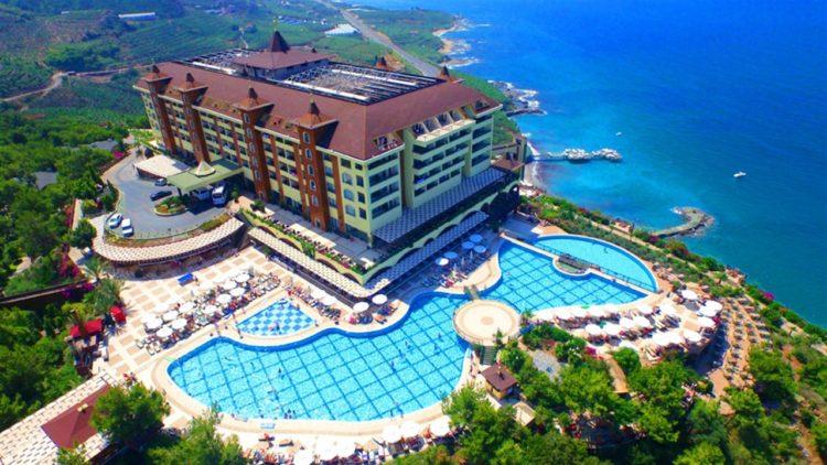 Отель Utopia World Hotel (Турция) — отзывы посетителей