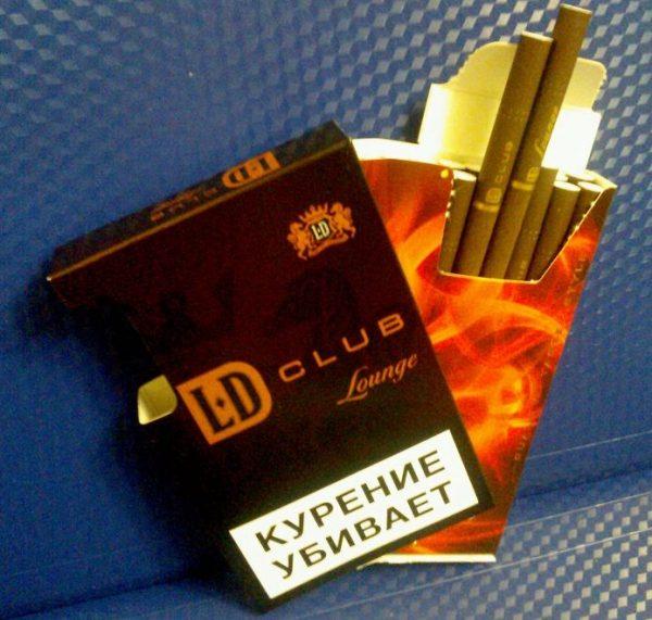 сигареты лд лаунж купить