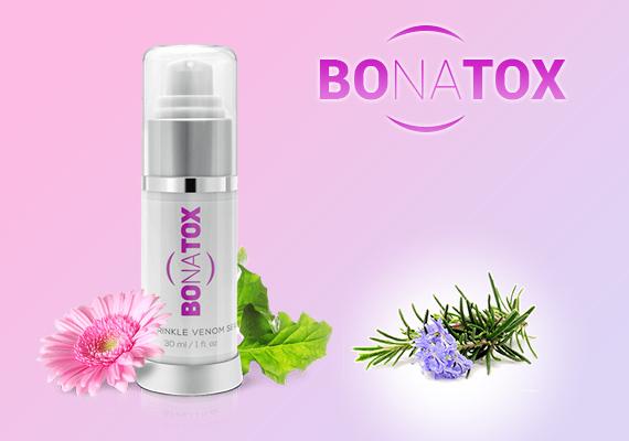 Сыворотка против морщин Bonatox — отзывы