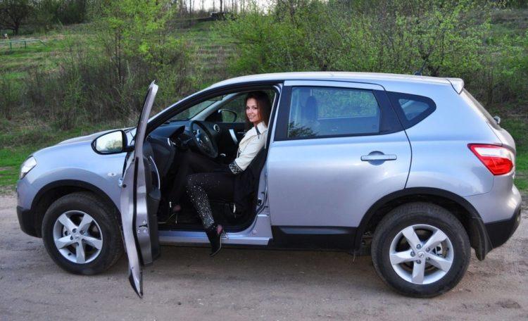 Nissan Qashqai 1.6 — отзывы владельцев