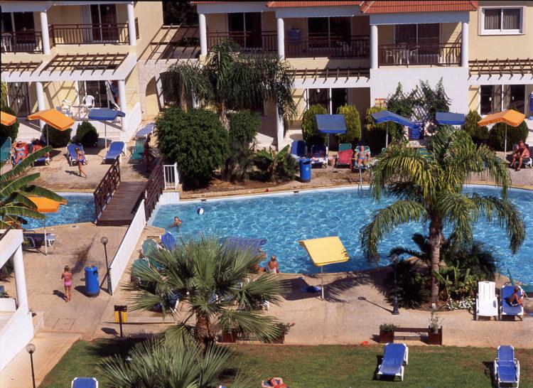 Отель jacaranda hotel apartments 3 (Протарас, Кипр) — отзывы
