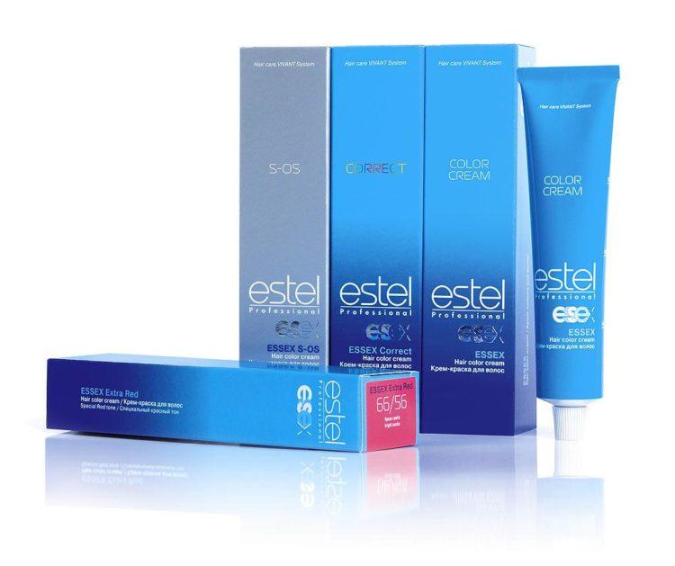 Краска для волос Estel ESSEX — отзывы