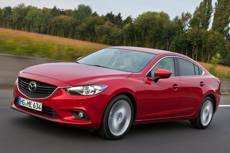 Mazda 6 седан — отзывы владельцев