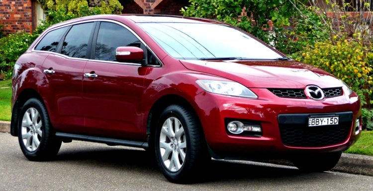 Mazda CX-7 — отзывы владельцев