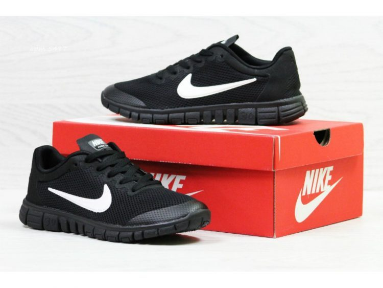 half off 4b88a fffd5 Кроссовки Nike Free Run 3 — отзывы