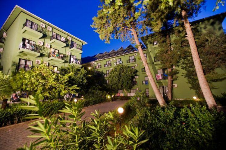 Отель Larissa Hotel Beldibi 4 (Турция) — отзывы