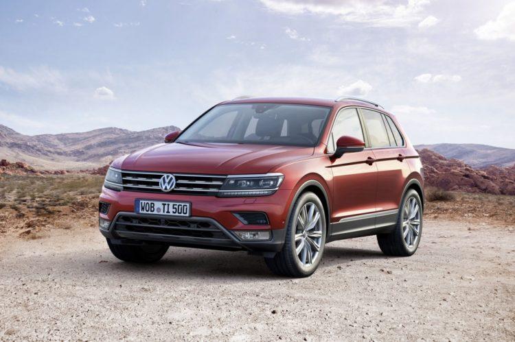 Volkswagen Tiguan — отзывы владельцев