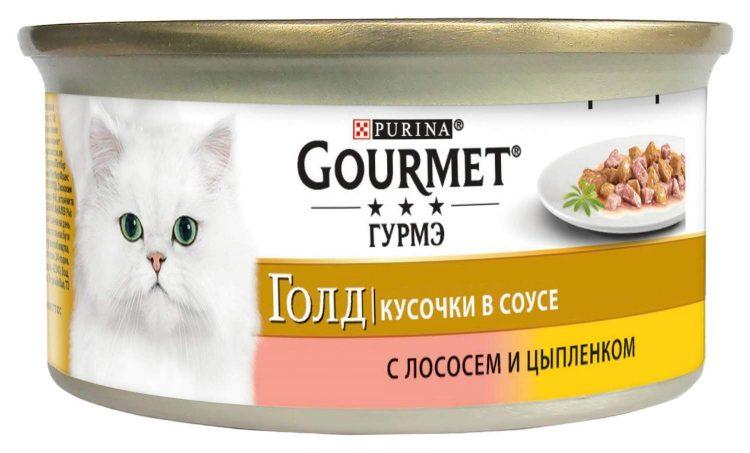 Корм для кошек Gourmet Gold — отзывы