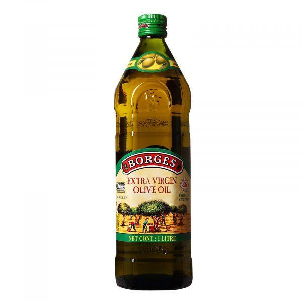 Оливковое масло Borges Extra Virgin — отзывы