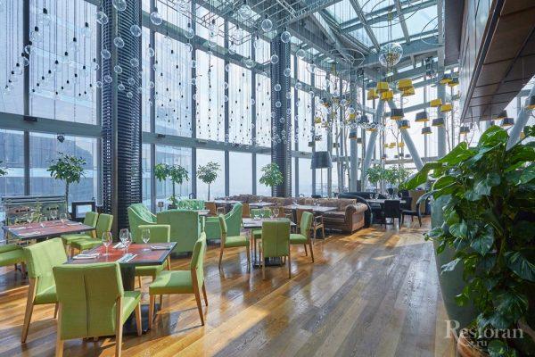 Ресторан Sixty, Москва — отзывы