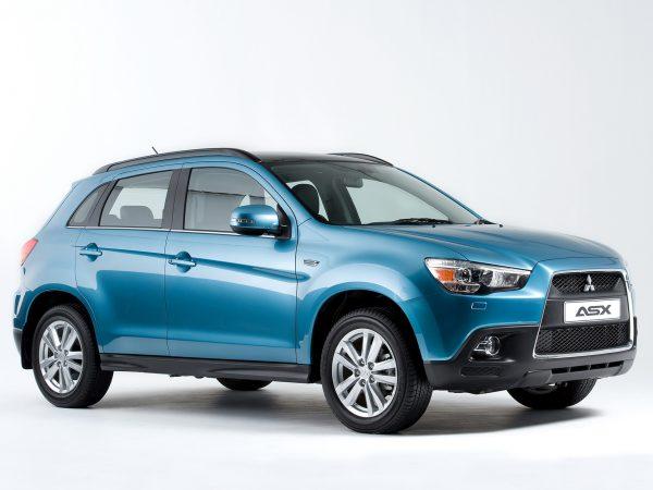 Автомобиль  Mitsubishi ASX — 2011 — отзывы
