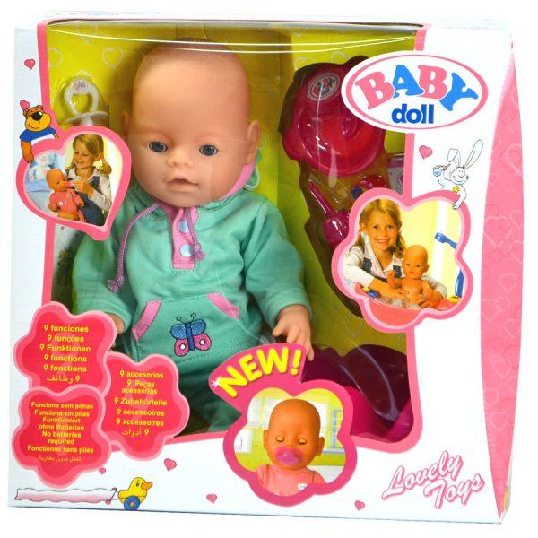 Кукла Бэби Долл ( Baby Doll ) — отзывы