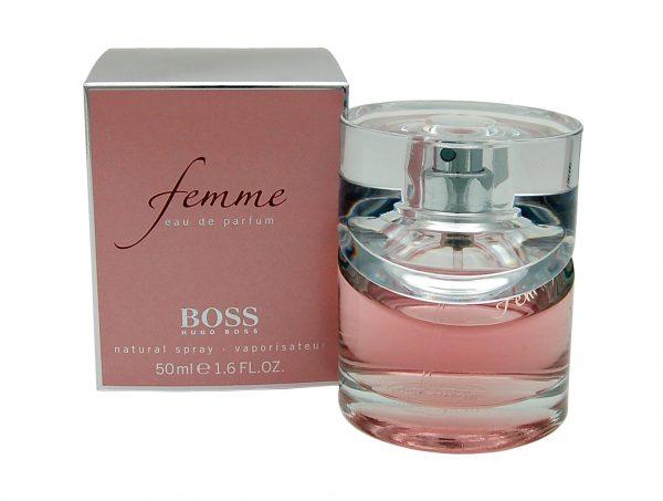 Женская туалетная вода Hugo Boss Femme — отзывы