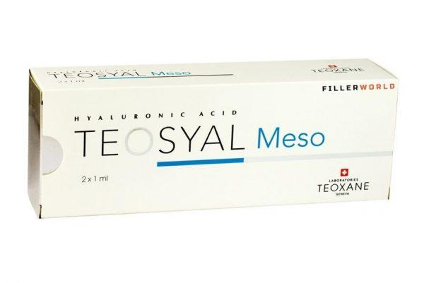 Биоревитализация Teosyal Meso — отзывы