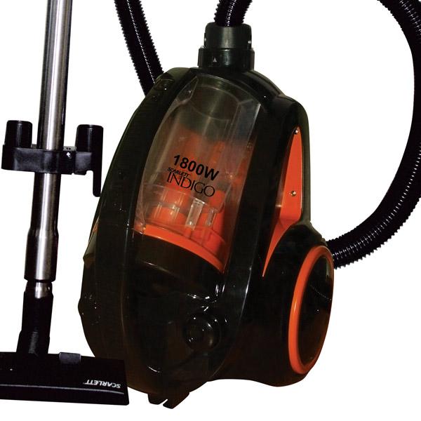 Пылесос с циклонным фильтром SCARLETT IS-580 — отзывы