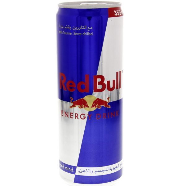 Напиток энергетический Red Bull — отзывы