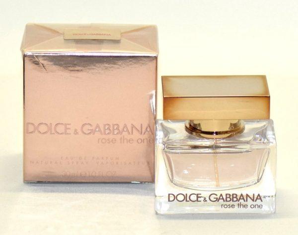 Духи Dolce & Gabbana Rose The One — отзывы