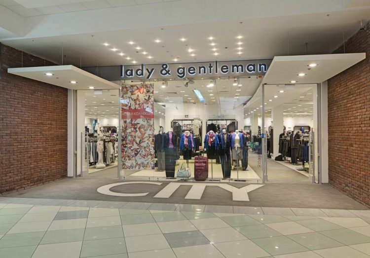 Lady and Gentleman CITY, сеть универмагов одежды, Москва — отзывы