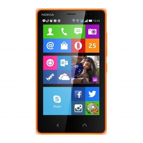 Nokia X Dual sim — отзывы