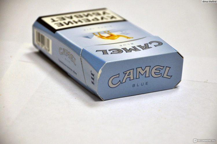 Сигареты Camel Blue Столетие брэнда — отзывы
