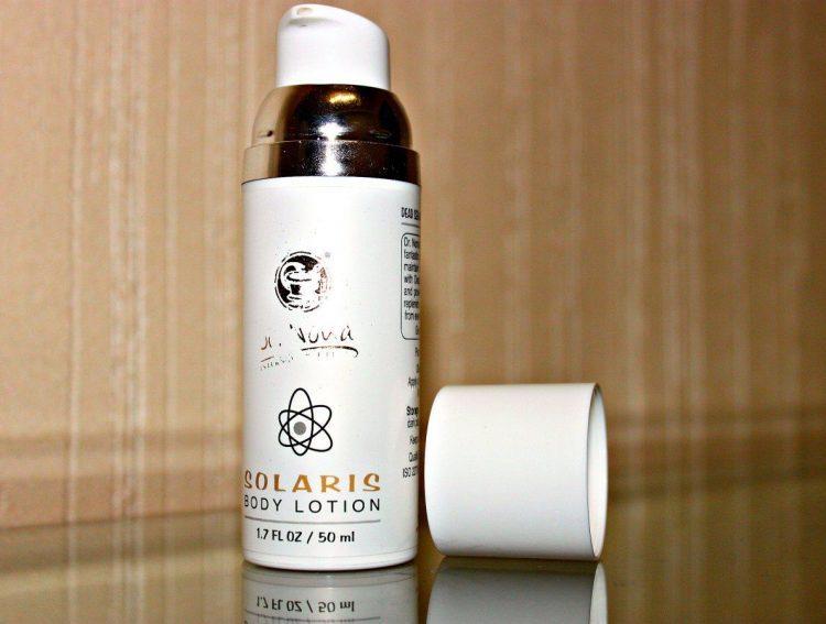 Лосьон для тела Dr. Nona (Доктор Нона) «Солярис» — отзывы