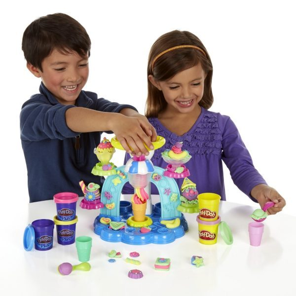 Play-Doh Набор пластилина Фабрика Мороженого — отзывы