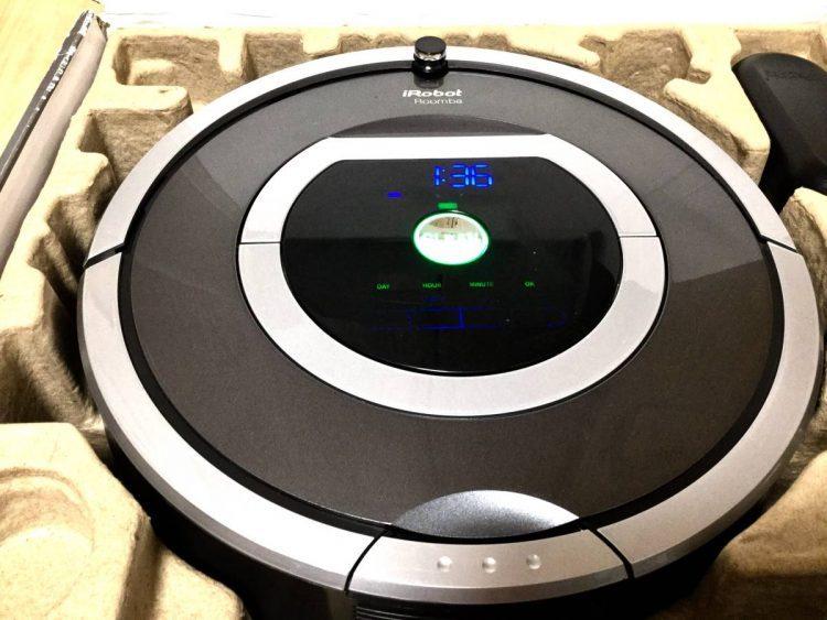 Робот-пылесос IRobot Roomba 780 — отзывы