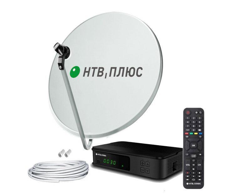 Спутниковая антенна НТВ+ — отзывы