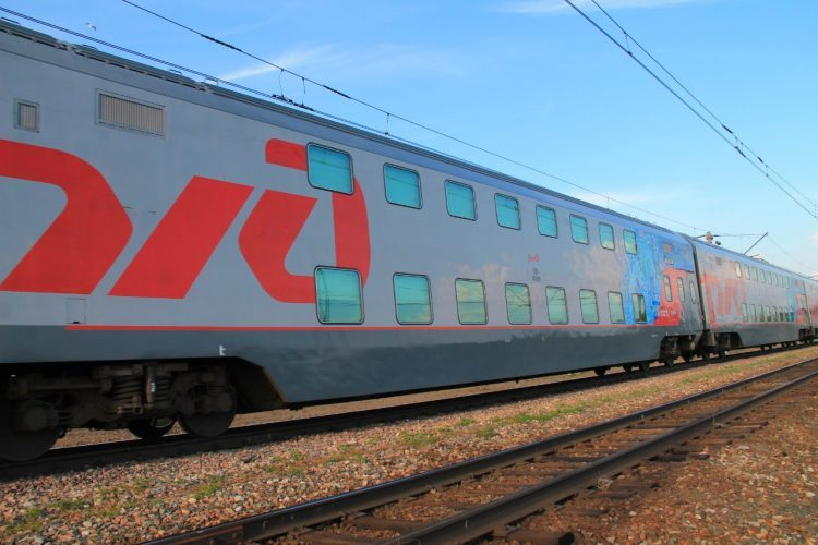 Фирменный двухэтажный поезд (024МА) Москва-Казань — отзывы