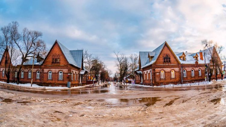Гусь-Хрустальный — отзывы переехавших