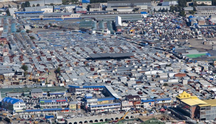 Горячеводский оптово-розничный рынок, Пятигорск — отзывы