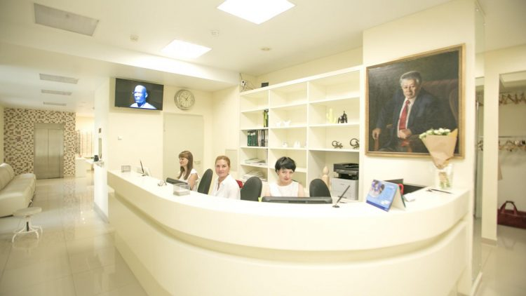 Медицинский центр им.Святослава Федорова, Москва — отзывы