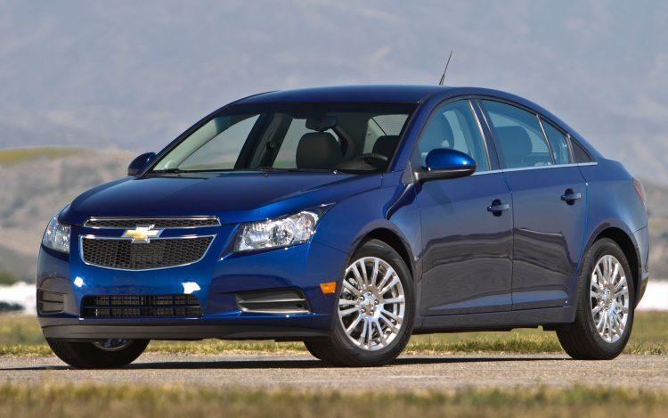 Chevrolet Cruze — 2012 — отзывы