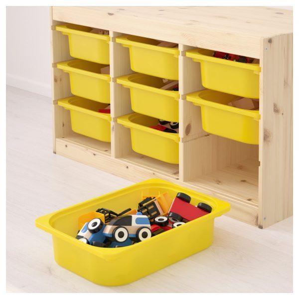 Хранение игрушек IKEA ТРУФАСТ Комбинация для хранения — отзывы