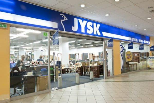 Сеть магазинов Jysk — отзывы