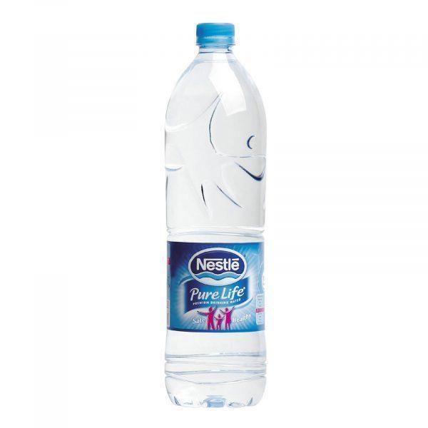 Вода Nestle «Pure life» негазированная — отзывы