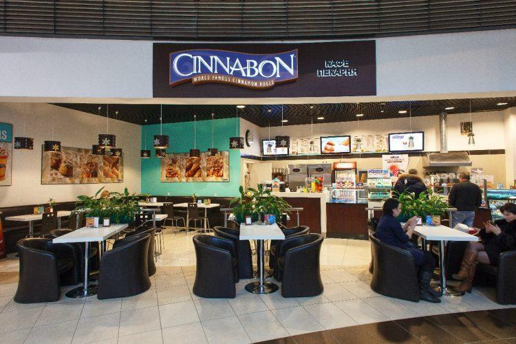 Синнабон / Cinnabon, сеть кафе — отзывы