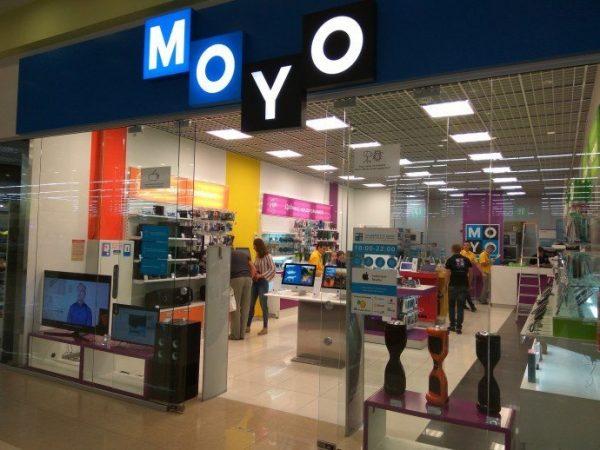 Сеть магазинов MOYO — отзывы