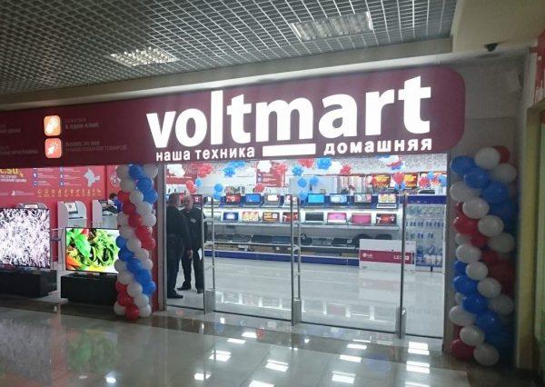 Магазин «Voltmart» — отзывы