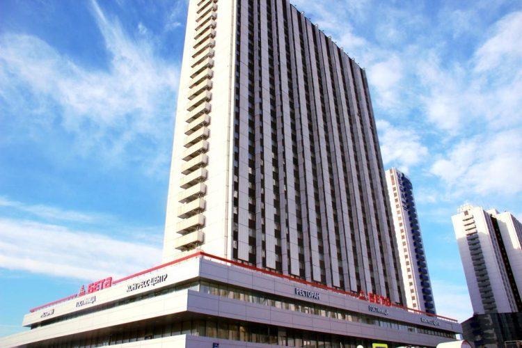 Гостиница Измайлово Бета, Москва — отзывы
