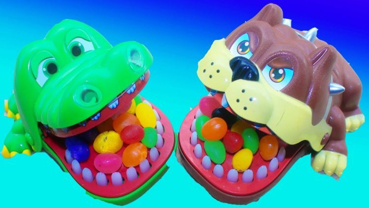 Hasbro Кроко дантист — отзывы