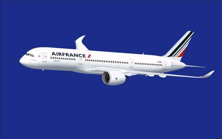 Air France — отзывы